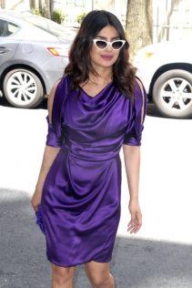 Priyanka Chopra New York City 2nd May 2018 21