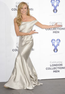 Amanda Holden One For The Boys Charity Ball 3