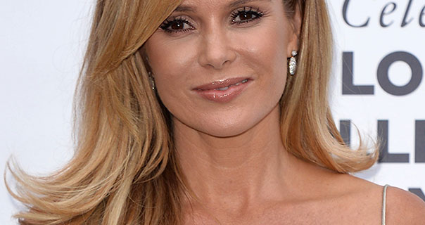 Amanda Holden One For The Boys Charity Ball