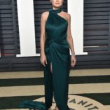 Brie Larson 2017 Vanity Fair Oscar Party 7