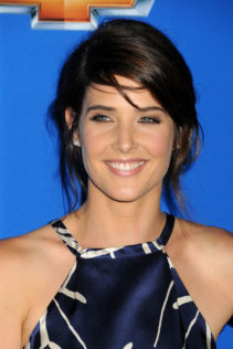 Cobie Smulders 2010 CBS Fall Season Premiere 12