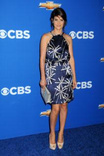 Cobie Smulders 2010 CBS Fall Season Premiere 2