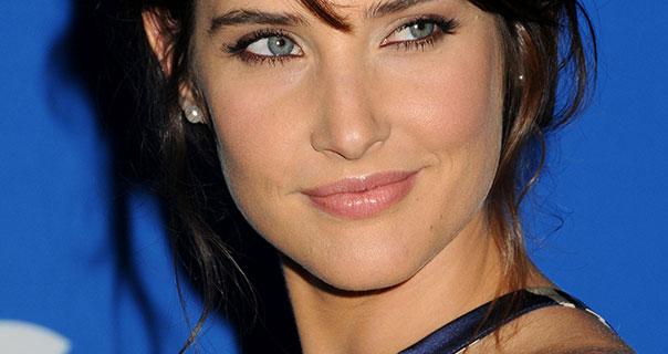 Cobie Smulders 2010 CBS Fall Season Premiere