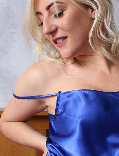 Satin Silk Fun Pictures