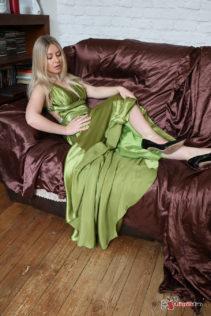 Sexy Satin Silk Fun May 2020 28