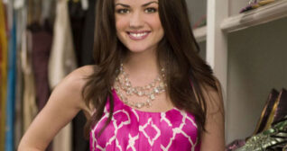 Lucy Hale Privileged Promos