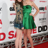 Taylor Swift Easy A Premiere 13