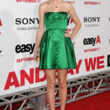 Taylor Swift Easy A Premiere 9