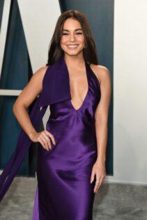 Vanessa Hudgens 2020 Vanity Fair Oscar Party 12
