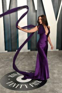 Vanessa Hudgens 2020 Vanity Fair Oscar Party 23
