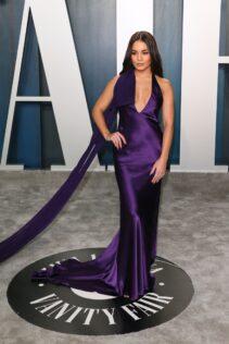 Vanessa Hudgens 2020 Vanity Fair Oscar Party 5
