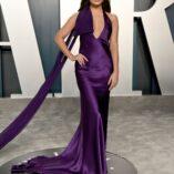 Vanessa Hudgens 2020 Vanity Fair Oscar Party 6