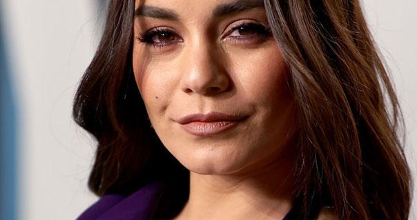 Vanessa Hudgens 2020 Vanity Fair Oscar Party