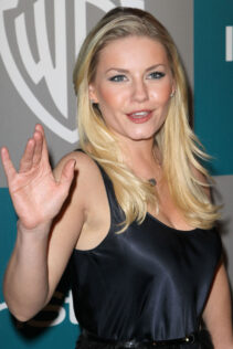 Elisha Cuthbert 13th Warner Bros And InStyle Golden Globe After Party 7