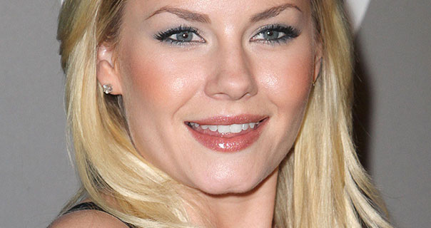 Elisha Cuthbert 13th Warner Bros And InStyle Golden Globe After Party