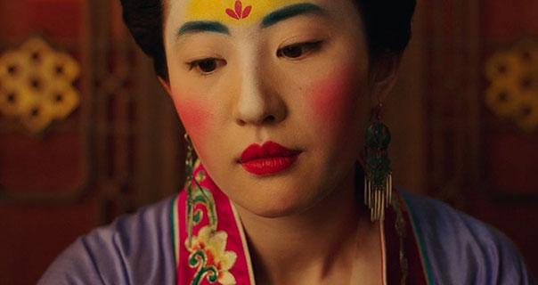 Mulan Screencaps