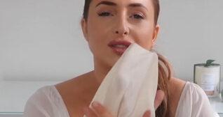 Hazel Maria Wood Slinky And Soft