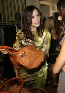 Sophia Bush 2010 PS Arts The Bag Lunch 1