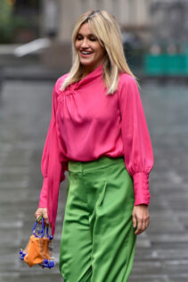 Ashley Roberts Global Studios 5th October 2020 2