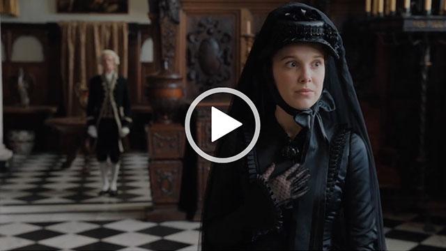 Enola Holmes Lady Detective main