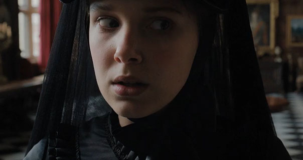 Enola Holmes Lady Detective