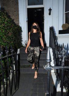 Elizabeth Hurley London 13th August 2020 18