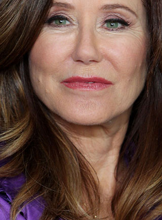 Mary McDonnell Satin