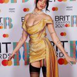 Dua Lipa 2021 Brit Awards 1
