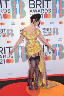 Dua Lipa 2021 Brit Awards 10