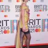 Dua Lipa 2021 Brit Awards 11