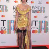 Dua Lipa 2021 Brit Awards 13