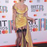 Dua Lipa 2021 Brit Awards 3