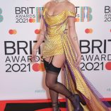Dua Lipa 2021 Brit Awards 5
