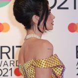 Dua Lipa 2021 Brit Awards 7