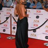 Frankie Bridge 2021 National Television Awards 4